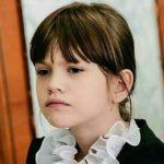 Алина Шакирова, 8 лет, Братск